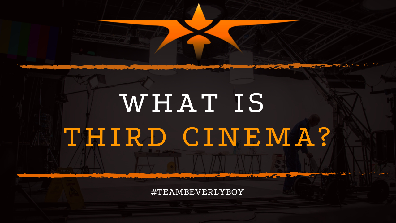 What is Third Cinema