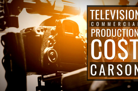 cost to produce a commercialinCarson
