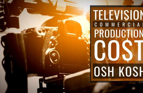 cost to produce a commercialinOsh Kosh