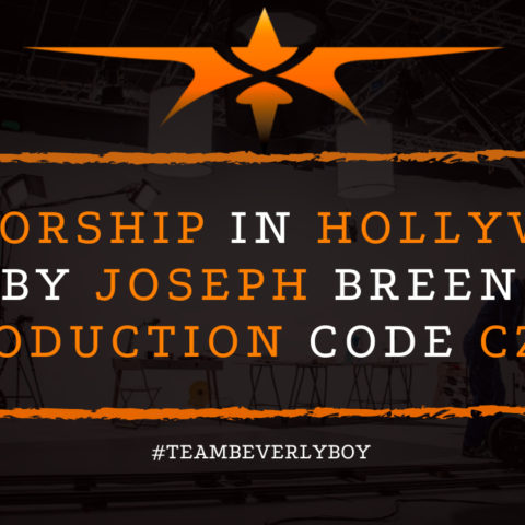 Censorship in Hollywood by Joseph Breen Production Code Czar
