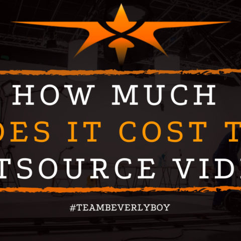 How Much Does it Cost to Outsource Video