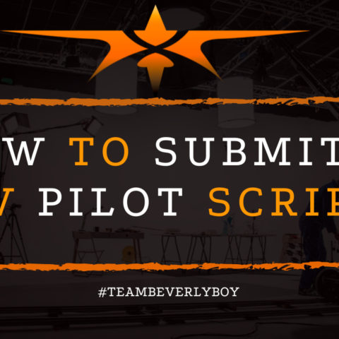 How to Submit a TV Pilot Script