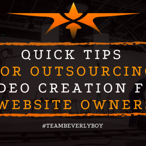 Quick Tips for Outsourcing Video Creation for Website Owners