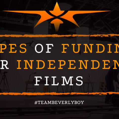 Types of Funding for Independent Films