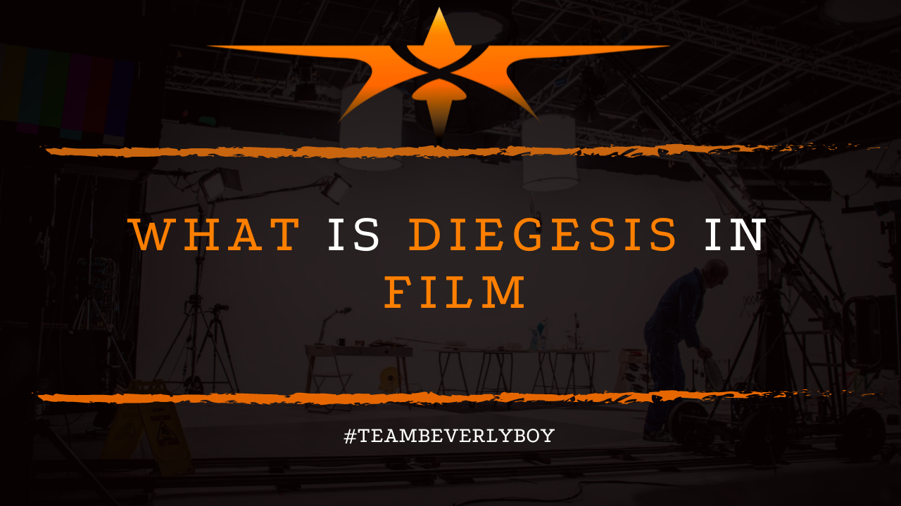 What is Diegesis in Film